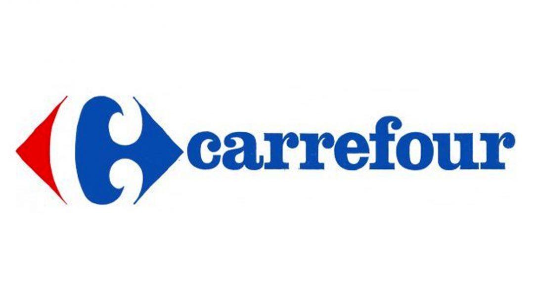 Logo de Carrefour en 1973