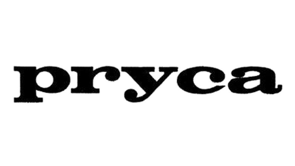 Logo de supermercados Pryca en los años 60