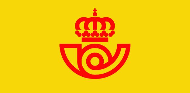 Por qu correos es amarillo y su s mbolo una corneta for Oficina de empleo por codigo postal