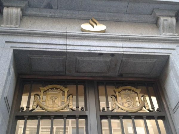 Banco de Aragón (Santander)