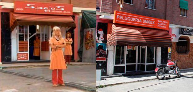 La peluquería del barrio, antes y después de la desaparición de la publicidad en TVE
