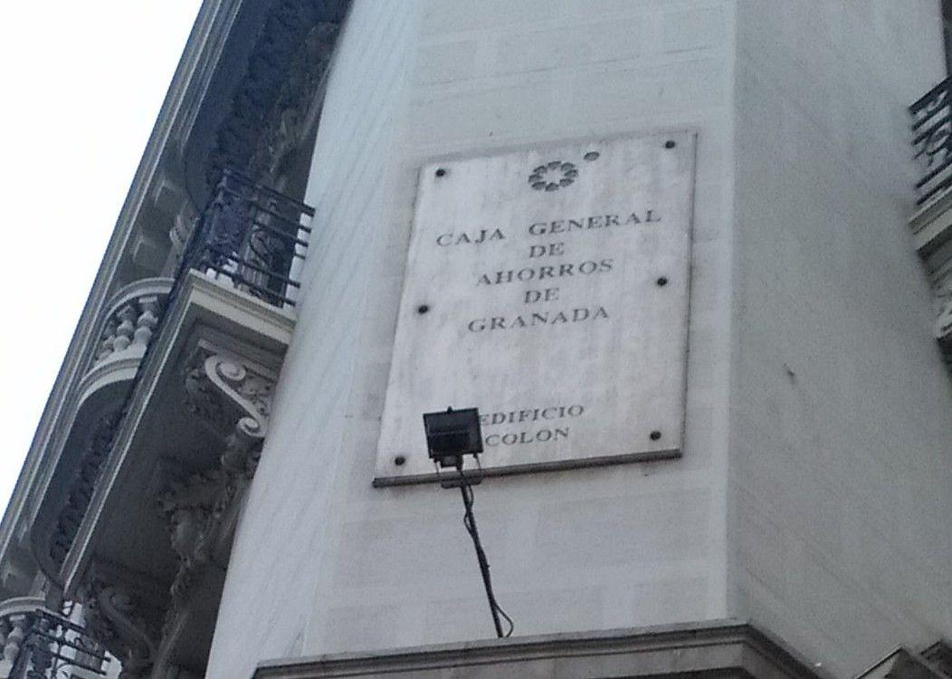 Caja de ahorros de Granada