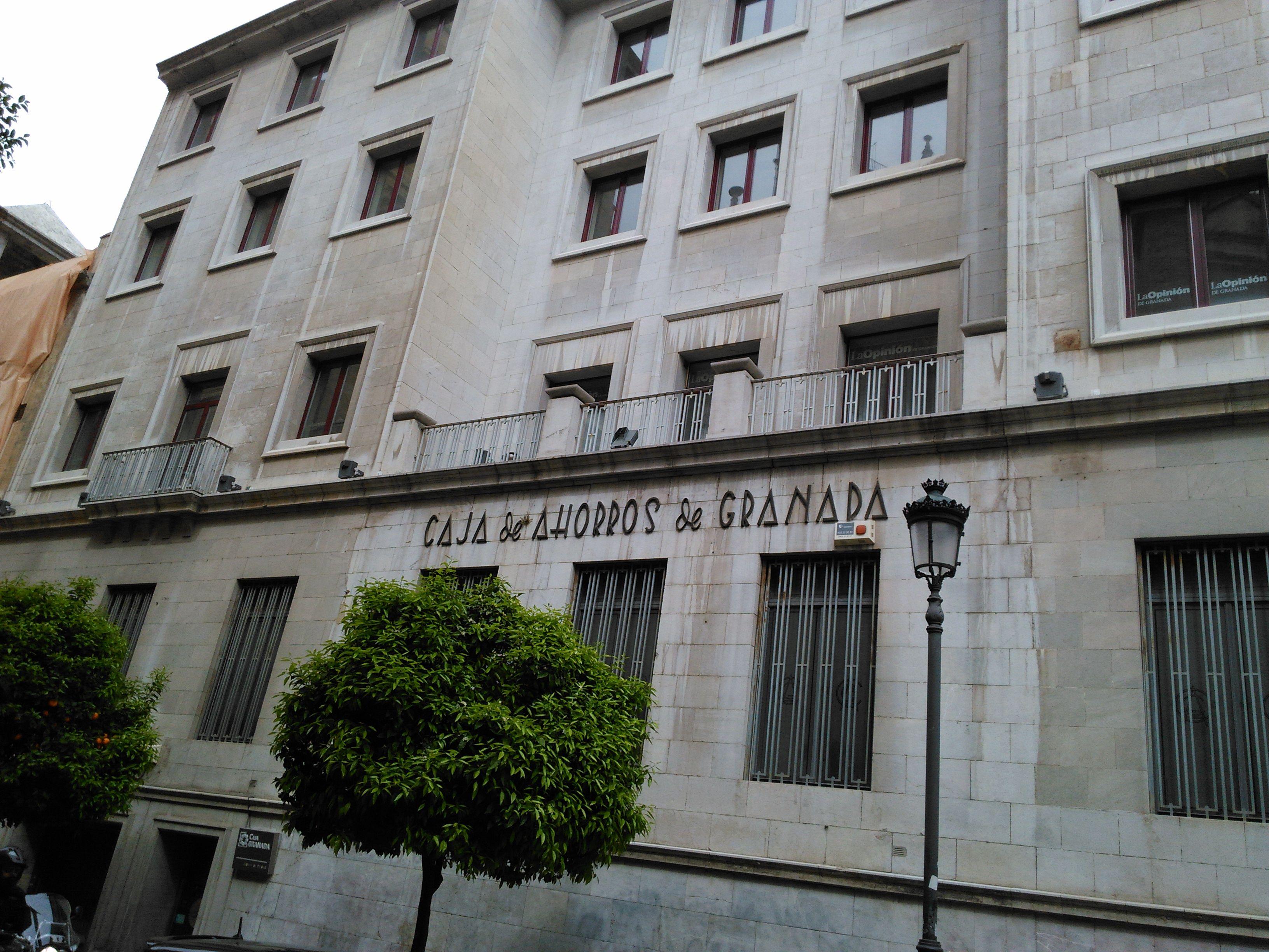 Cja de ahorros de Granada