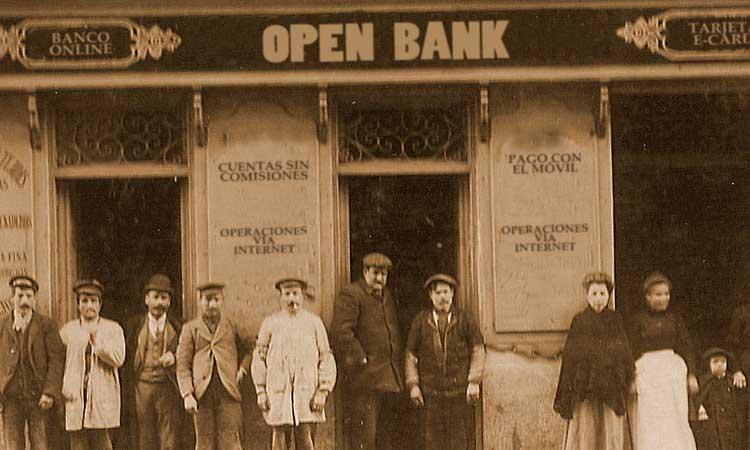 Openbank el banco online que se fund en 1879 for Openbank oficina madrid
